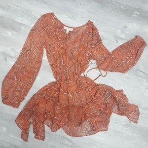 Jessica Simpson Maternity blouse size M